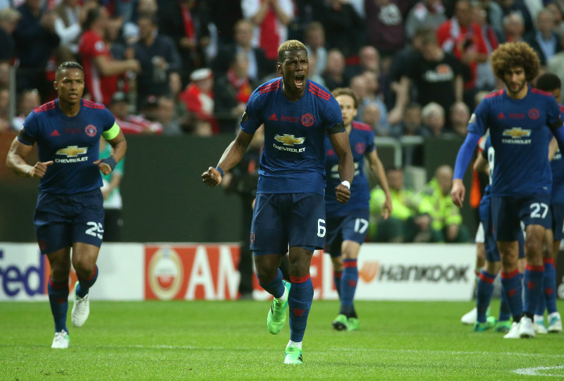 Manchester United, ¡campeón de la Europa League!