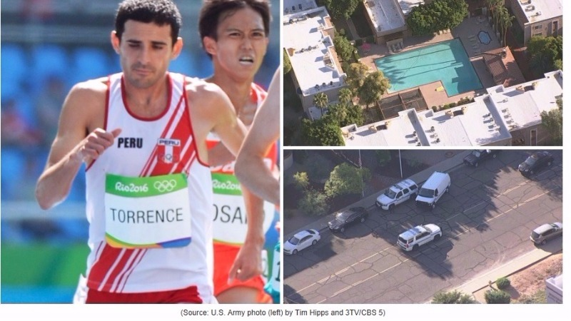 David Torrence: atleta peruano falleció en Estados Unidos