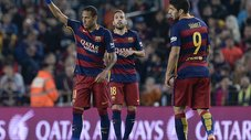 Barcelona aplastó 5-2 a Rayo Vallecano con goles de Neymar [VIDEO]