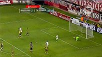 Copa Libertadores: El tercer gol de Universitario a The Strongest [VIDEO]