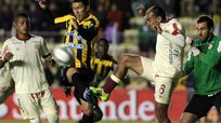 Copa Libertadores: Nueva derrota para Universitario que cae 1-0 con The Strongest [VIDEO]