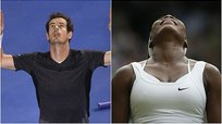 Masters Miami: Serena Williams y Andy Murray se despiden