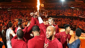 ​NBA: Cleveland arranca semis venciendo a los Hawks [VIDEO]