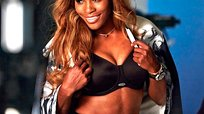Serena Williams realizó sexy sesión fotográfica para Berlei [VIDEO]