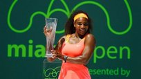 Serena Williams sigue liderando el ránking mundial femenino de tenis