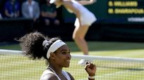 Wimbledon: Serena Williams venció a Maria Sharapova en semis [VIDEO]