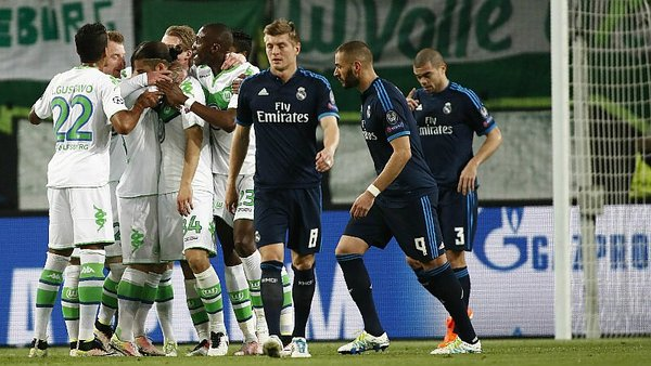 Wolfsburgo 2-0 Real Madrid EN VIVO ONLINE por Champions League / Foto: AFP