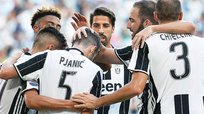 Juventus vence a Sassuolo y sigue invicto en la Serie A [VIDEO]