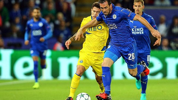 ​Leicester City vs Porto EN VIVO ONLINE por la Champions League / Foto. afp