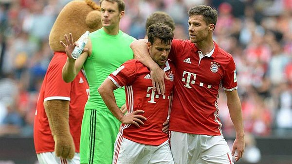 Bayern Múnich no pudo con el Colonia en la Bundesliga [VIDEO]