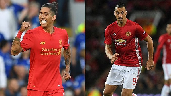 Liverpool vs. Manchester United EN VIVO ONLINE por la Premier League