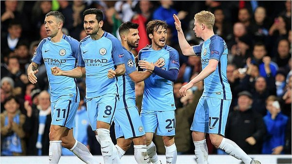 Manchester City vs. Barcelona EN VIVO ONLINE por la Champions League / Foto: AFP
