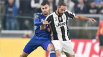 Juventus empató 1-1 ante el Lyon por Champions League [VIDEO]