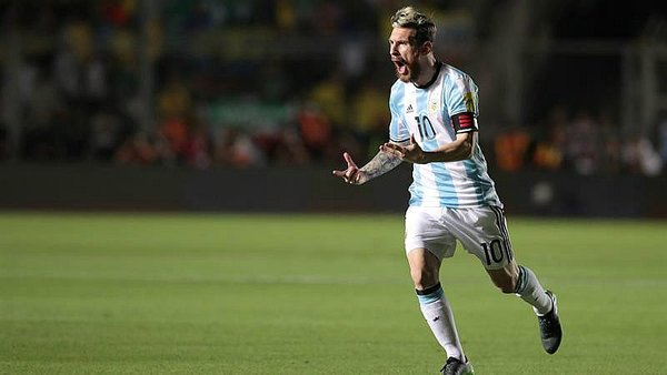 Argentina vs. Colombia: Mira el golazo de Lionel Messi [VIDEO]