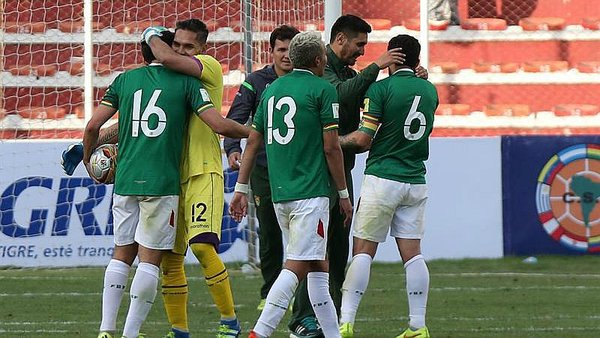 Eliminatorias: Bolivia vence 1-0 a Paraguay en La Paz [VIDEO]