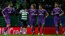 Champions League: Real Madrid vence a Sporting de Lisboa [VIDEO]