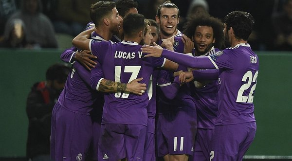 Real Madrid vs. Sporting de Lisboa EN VIVO ONLINE por Champions League