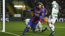 Celtic 0-2 Barcelona EN VIVO ONLINE por la Champions League