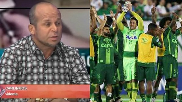 YouTube: Vidente predijo tragedia del equipo de Chapecoense [VIDEO]