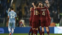 Serie A: Roma vence a la Lazio en el derbi de la capital [VIDEO]