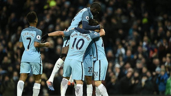 Premier League: Manchester City venció con lo justo al Burnley [VIDEO]