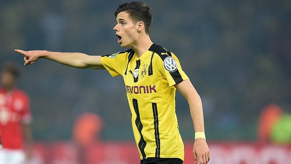 Real Madrid: ofrecen a Julian Weigl al conjunto español [VIDEO]