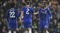 Chelsea goleó al Peterborough United por la FA Cup [VIDEO]