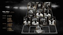FIFA: el once ideal de la FIFA FIFPro