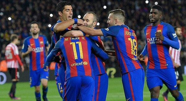 Barcelona vs. Athletic Club EN VIVO ONLINE por DirecTV Copa del Rey / Foto: twitter