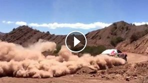 ​Dakar 2017: Nicolás Fuchs hace historia en rally [VIDEO]