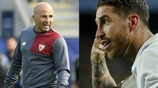 Real Madrid: Esto le dijo Sergio Ramos a Jorge Sampaoli [VIDEO]