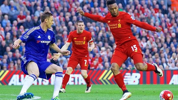 Image Result For Partido De Liverpool Chelsea Vivo