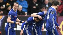 Chelsea empató 1-1 frente al Burnley por la Premier League