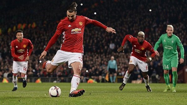 Zlatan Ibrahimovic: Manchester United goleó 3-0  a Saint-Etienne