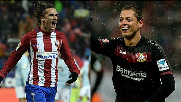 Atlético Madrid vs. Bayer Leverkusen EN VIVO por la Champions League