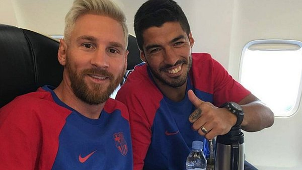 Barcelona: Lionel Messi y Luis Suarez revelan todas sus intimidades (VIDEO)