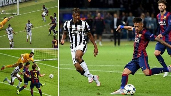 ​Champions League: Cracks que jugaron los Barcelona vs Juventus / Foto: twitter