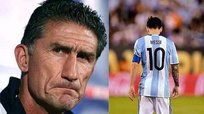 "Edgardo Bauza: El equipo no es ""Messidependediente"""
