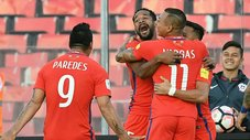 Chile venció 3-1 a Venezuela por las Eliminatorias [VIDEO]