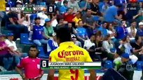 FINAL Cruz Azul 1-1 Monarcas por la Liga MX