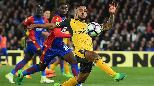 Arsenal cayó goleado ante Crystal Palace por la Premier League [VIDEO]