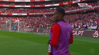 Sin André Carrillo: Benfica goleó 3-0 a Marítimo [VIDEO]