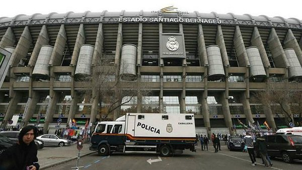 Real Madrid vs. Bayern Munich: Disponen extremas medidas de seguridad