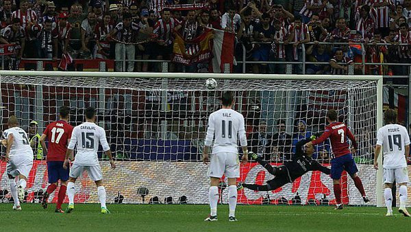 Real Madrid vs. Atlético de Madrid: La revancha de los 'Colchoneros' [VIDEO]