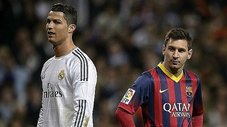 Real Madrid vs. Barcelona: Cristiano Ronaldo vs. Lionel Messi