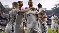 Real Madrid derrotó 3-0 al Atlético de Madrid por Champions League