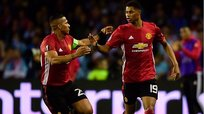 Europa League: Manchester United venció al Celta en semifinales [VIDEO]