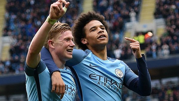 Premier League: Manchester City aplastó 5-0 a Crystal Palace / Fotos: AFP