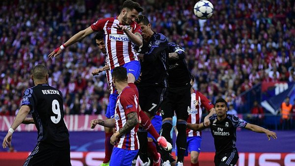 Atlético Madrid vs. Real Madrid: Saúl abrió el marcador [VIDEO]