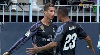Real Madrid: Cristiano Ronaldo no perdona y marca este golazo [VIDEO]